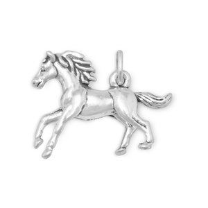 "Jewelry - ""Bucking Bronco!"" Horse Charm"